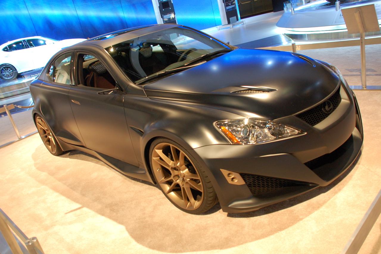 FIVE AXIS Lexus IS-F